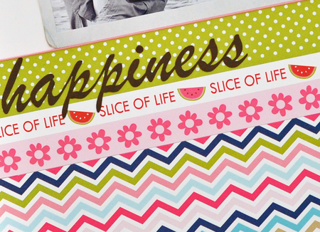 Happiness - layout - sheri reguly - detail 2