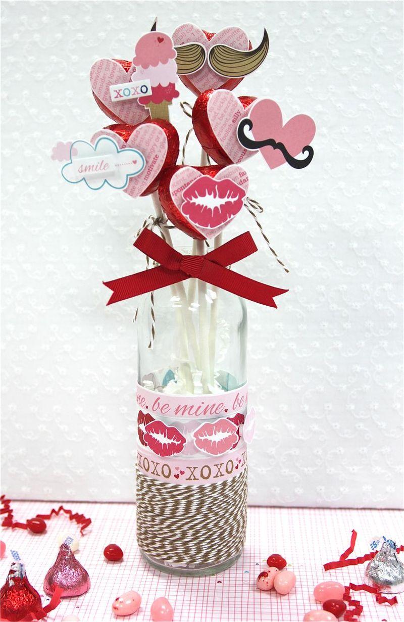 Jennifer edwardson Chocolate Bouquet 1
