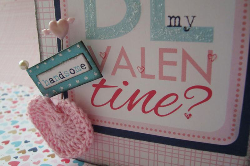 WendyC_be mine card_close up1