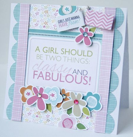 Gretchen McElveen_Classy and Fabulous card