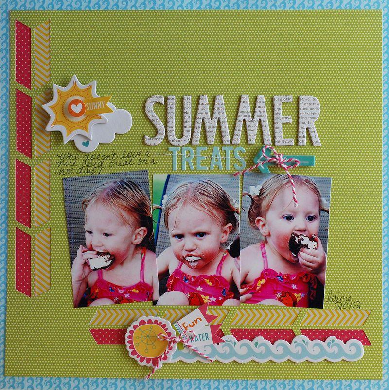 Becki Adams_summer treats