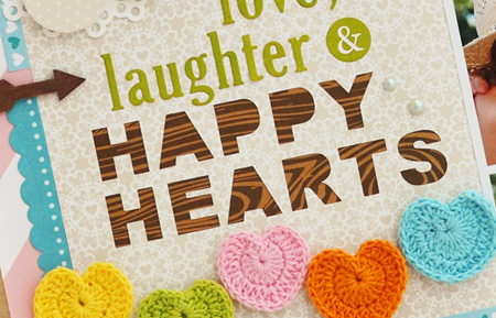 Sheri Reguly _ Happy Hearts _ Layout _ detail 1