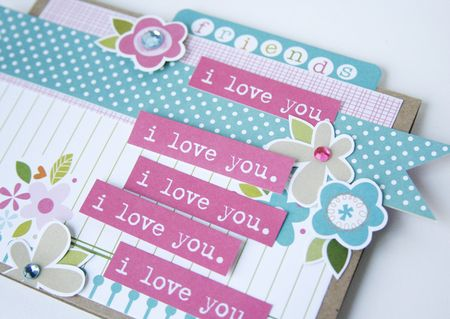 Gretchen McElveen_I Love You card_close up