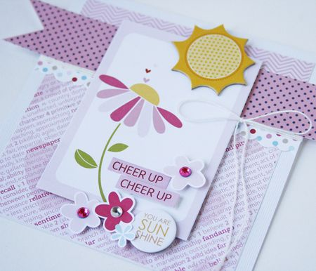 Gretchen McElveen_Kiss Me_Cheer up card_close up