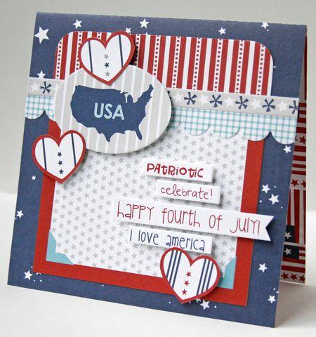 Gretchen McElveen_All American_USA card
