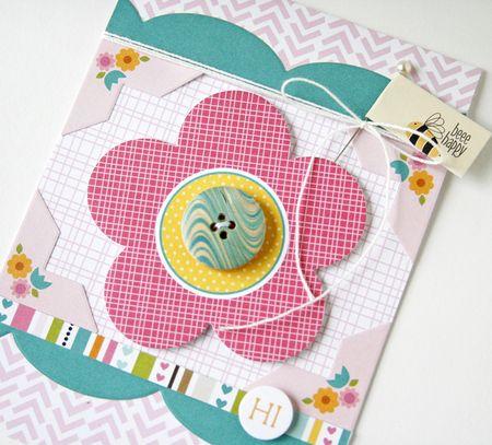 Gretchen McElveen_Spring card_Hi close up