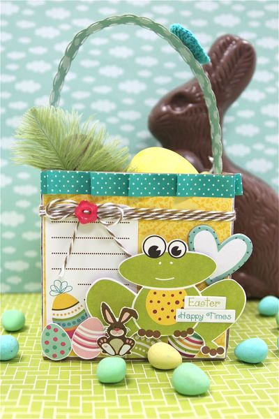 Jennifer edwardson - Easter Basket 1