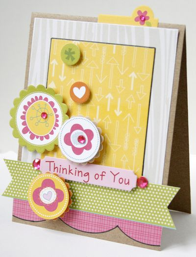 Gretchen McElveen_Sand and Surf Card_Thinking of You