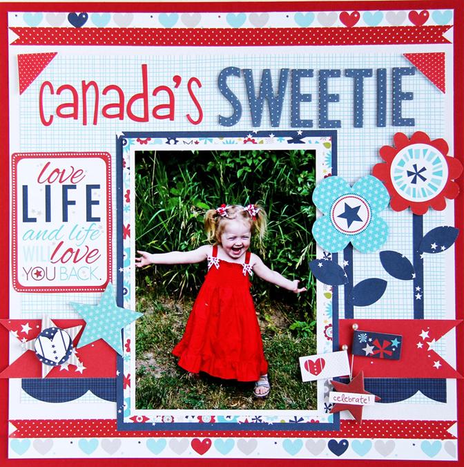 Jodi Wilton- Canada's Sweetie