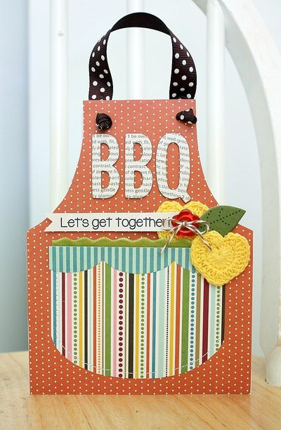 Shellye McDaniel-Apron Shaped Card1