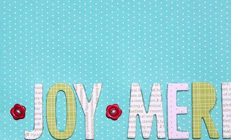JOY MERRY LOVE3