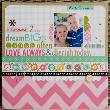 Sheri Reguly_Daily Reminders_Layout