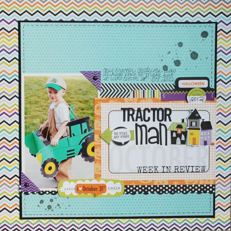Becki Adams_Tractor Man