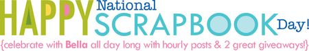 NATIONAL SCRAPBOOK DAY_2013