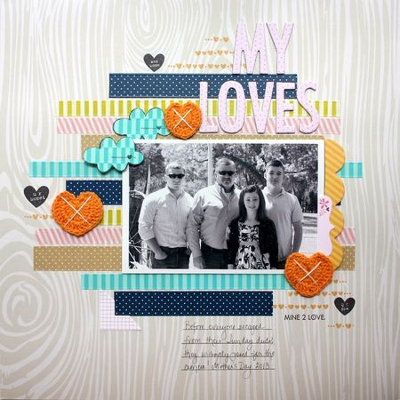 Shellye McDaniel-Bella Blvd Hampton Art Stamp Layout 1b