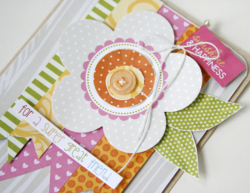 Gretchen McElveen_ Tuesday Inspiration card_Super Great Friend close up