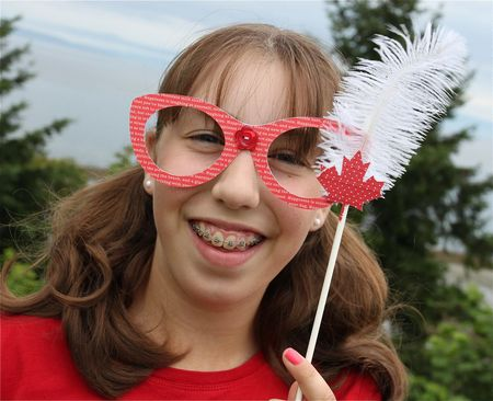 Jennifer edwardson - Canada Day 2
