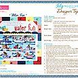 Designer Tapes Project Sheet 2013