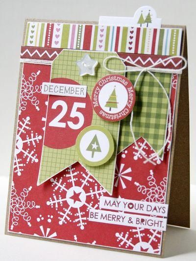 Gretchen McElveen_ Christmas Countdown_December 25 card