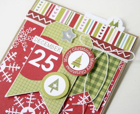 Gretchen McElveen_ Christmas Countdown_December 25 card close up