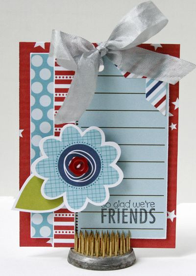 Gretchen McElveen_ BB Stamps_glad we are friends tag