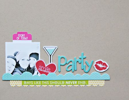 Ann-Christin Larsen_Party