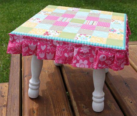 Jennifer edwardson - wooden stool 5