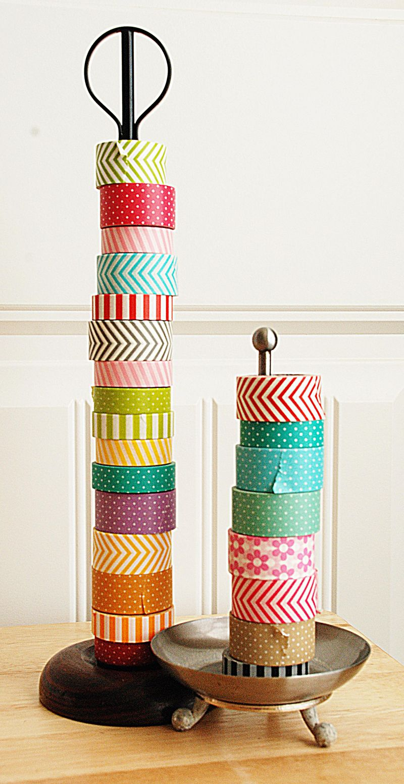 Becki Adams_Designer Tape Storage