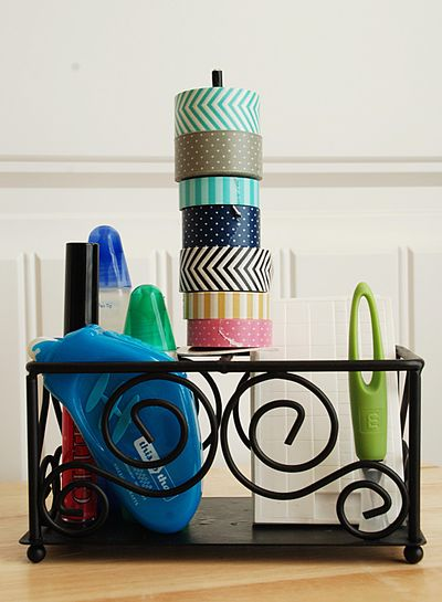 Becki Adams_Designer Tape Storage 1