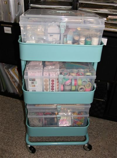 Jennifer edwardson - Embellishment Storage 1