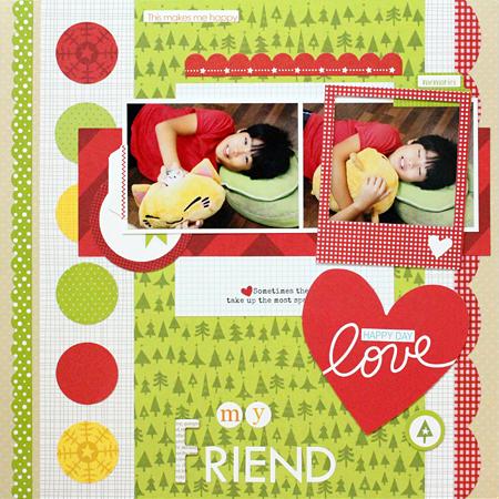 Yohko Takiguch_my friend_layout