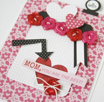 Gretchen McElveen_ 6 embellishments challenge_Mom you are the best close up