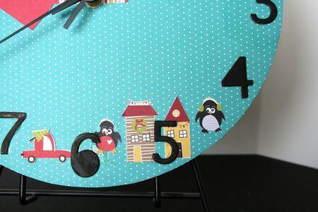 WendyAntenucci_PenguinClock_detail1