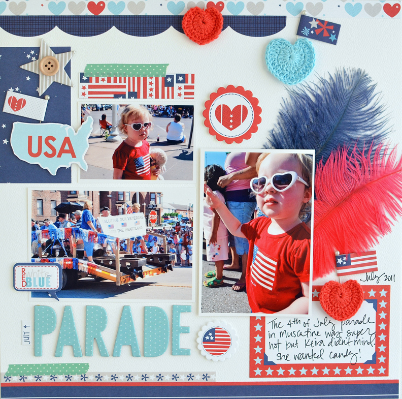 JenniferChapin_July4thParade