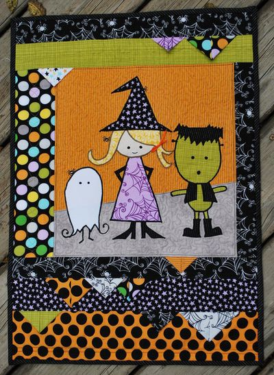 KathyFrye_HalloweenQuilt