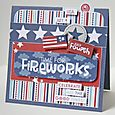 Gretchen McElveen_ All American Card_ Time for Fireworks