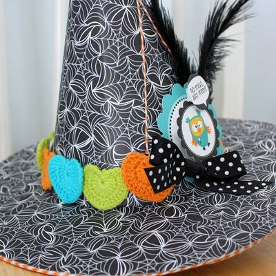 Shellye McDaniel-Trick or Treat Hat3