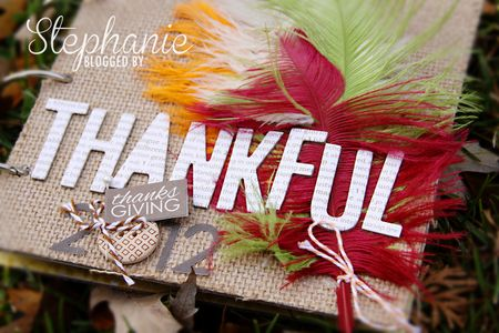 2 THANKFUL DETAIL