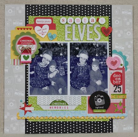 Patti Milazzo-Santa's Elves LO