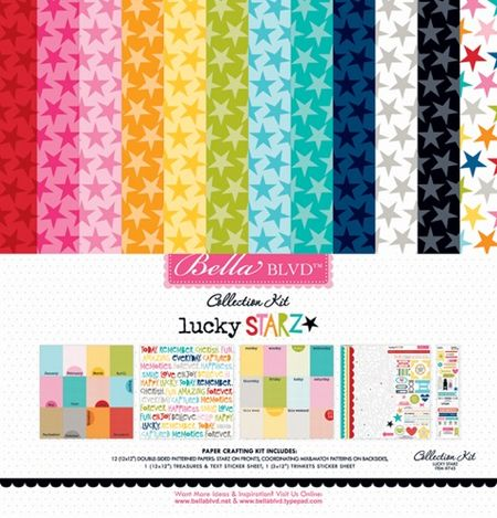 745 COLLECTION KIT LUCKY STARZ