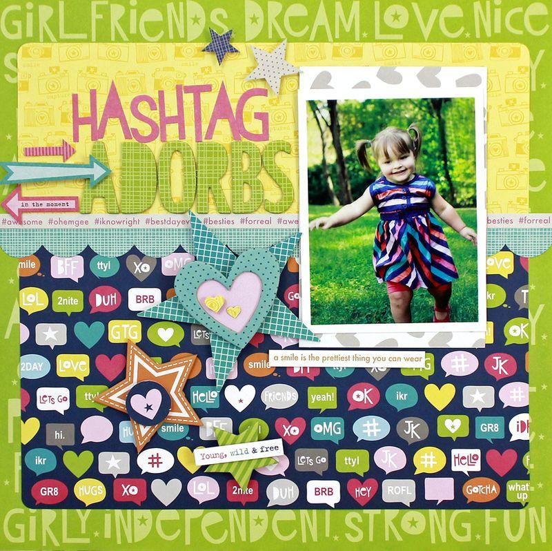 Jen Chesnick- Hashtag Adorbs- Small