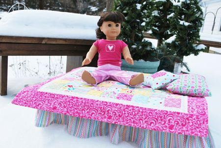 Kathyfrye Doll Bed Set PHOTO 1