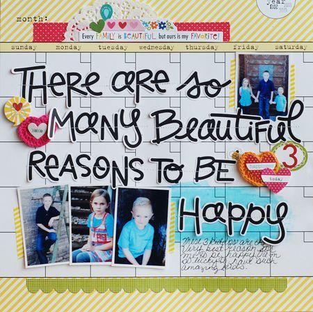 Becki Adams_Many Reasons