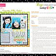Lucky Starz Project Sheet 2014