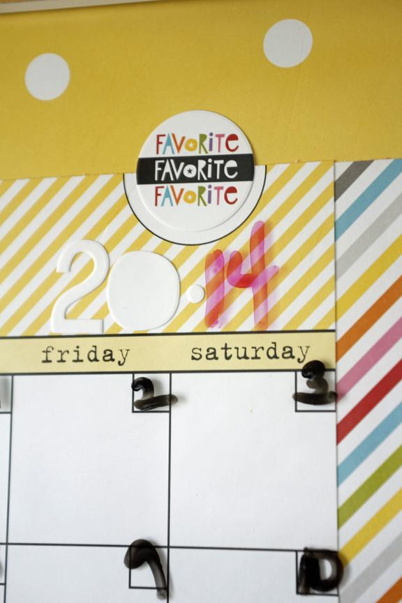 Jen Chesnick- DIY Dry Erase Calendar - Bella Blvd-details1
