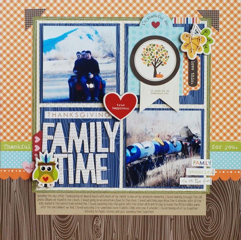 Becki Adams_Thanksgiving Family Time