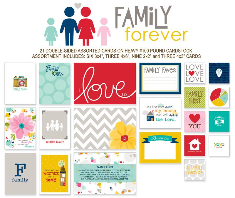 728 CANDID CARDS-FAMFOREVER