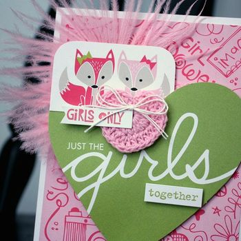 Shellye McDaniel-Just The Girls Card2