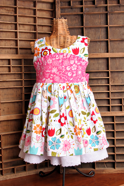 ChristineOusley_FabricGirlsDress4