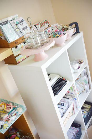 06_Bella Blvd_Leanne Allinson_scrap space_white shelf 2